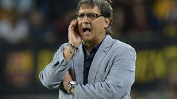 HLV Martino được đảm bảo tương lai tại Barcelona