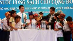 Quảng Trị: Hỗ trợ túi lọc nước sạch cho 8.500 hộ dân