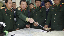 Máy bay Việt Nam cất cánh xác minh thông tin vật thể lạ do Trung Quốc cung cấp