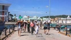2.100 du khách quốc tế đến Huế bằng tàu biển