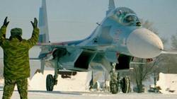 Su-27 Nga đến Belarus, máy bay do thám NATO gặp khắc tinh
