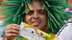Loạt vé áp chót xem World Cup 2014 được bán gần hết