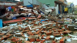 Năm nay, Việt Nam đón 10 cơn bão và áp thấp nhiệt đới
