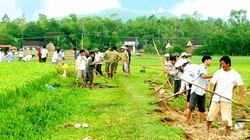 Quảng Nam: 140 tỷ đồng vốn cho nông thôn mới