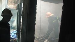 Cháy nhà vắng chủ, tiền trong tủ bị đốt thành tro