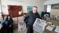 Bán đảo Crimea chuẩn bị ngày trưng cầu dân ý