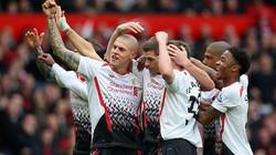 M.U 0-3 Liverpool: Thầy trò HLV Moyes đại bại