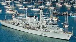 """Hải quân Anh điều tra vụ """"quân ta bắn quân mình"""""""
