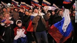 Crimea nộp đơn xin gia nhập Nga