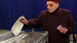 Kết quả trưng cầu dân ý ở Crimea: Đa số muốn hợp nhất với Nga