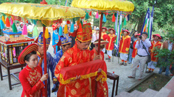 Lễ hội Bà Thu Bồn
