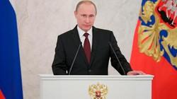 Tổng thống Putin sẽ phát biểu trước quốc hội về tình hình Crimea