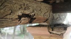 Hà Nội: Ngôi chùa cổ có thể sập bất cứ lúc nào
