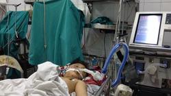 Bé trai 8 tuổi bị bố dùng điếu cày đánh đã qua đời