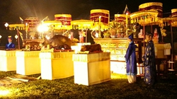 Tổ chức lễ tế Xã Tắc ở Huế