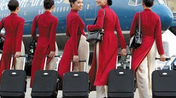 Tiếp viên Vietnam Airlines bị hạn chế mang vali