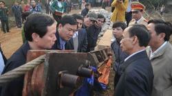 Trưởng ban Quản lý dự án cầu treo Chu Va là con rể Bí thư Tỉnh ủy