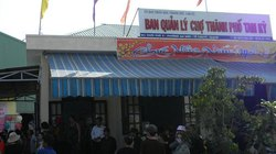 Quảng Nam: Tiểu thương vây Ban quản lý chợ Tam Kỳ