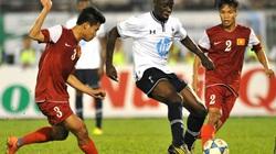 U19 Việt Nam bất ngờ thảm bại 0-9 trước U19 Tottenham