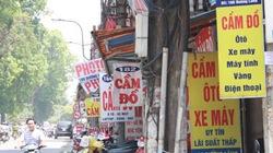 Hà Nội: CSGT bị tố mượn xe máy mang đi cầm đồ