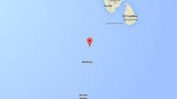 Dân Maldives nhìn thấy máy bay nghi là MH370