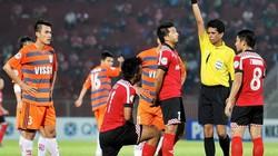 Kelantan nhận 2 thẻ đỏ, Ninh Bình xuất sắc nhất AFC Cup