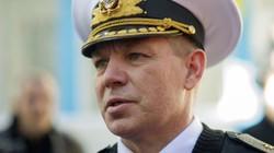Chính quyền Crimea trả tự do cho tư lệnh hải quân Ukraine