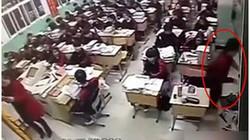 Đang học, nam sinh nhảy lầu từ cửa sổ lớp tự tử