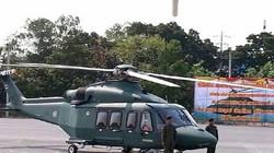 Thái Lan tiếp nhận 2 máy bay trực thăng đa nhiệm AW-139