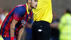 Neymar tính ra đi, Barcelona tung tiền mua Aguero