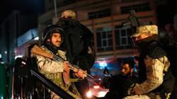 Taliban nhận trách nhiệm vụ tấn công khách sạn hạng sang ở Afghanistan