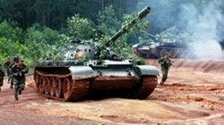 Việt Nam cải tiến hệ thống chữa cháy xe tăng T-54/55
