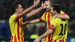 Messi - Xavi - Iniesta: Bộ ba ăn ý nhất trong lịch sử bóng đá
