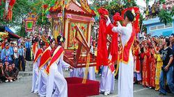 Chuẩn bị Lễ hội Vía Bà Chúa xứ núi Sam
