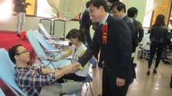 Thương hiệu Honda Hồng Hạnh đồng hành cùng ngày hội tình nguyện hiến máu