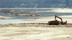 Quảng Ngãi: Sông khô, hồ cạn  vì thủy điện tích nước