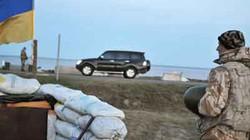 Gần 2000 binh sĩ Ukraine muốn rời khỏi Crimea