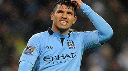 Man City từ chối bán Aguero cho Barcelona