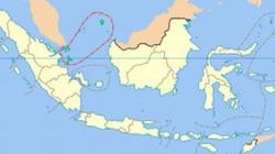 Trung Quốc tranh chấp lãnh thổ với Indonesia