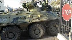 Quân Nga đột kích mãnh liệt vào các căn cứ Crimea