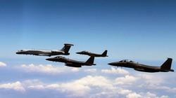 "Cận cảnh dàn máy bay ""khủng"" Singapore, Thái Lan tập trận"