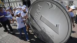 Đồng Rúp Nga chính thức được dùng tại Crimea