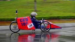 Sinh viên Việt tự chế xe chạy 1.165 km/lít xăng