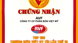 """Phân bón Việt Mỹ - """"Minh oan"""" bằng chất lượng"""