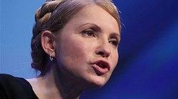 Đức lên án bà Tymoshenko vì đoạn băng miệt thị người Nga