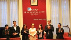 Những gương mặt trẻ trong BCH Hội SV Việt Nam tại Bỉ