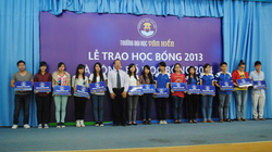 ĐH Văn Hiến dành 2,5 tỉ đồng học bổng mùa tuyển sinh 2014