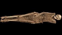 Giải mã hình xăm thiên thần trên xác ướp 1.300 tuổi