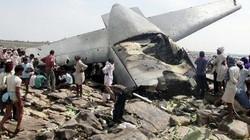 Tận mắt xác máy bay cùng loại săn tìm MH370 rơi ở Ấn Độ