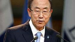 Ông Ban Ki-moon: Liên Hợp Quốc không coi trưng cầu dân ý Crimea là hợp pháp